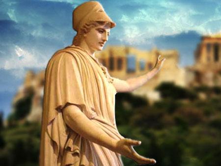 ATHENA H PANSOFOS  GODNESS