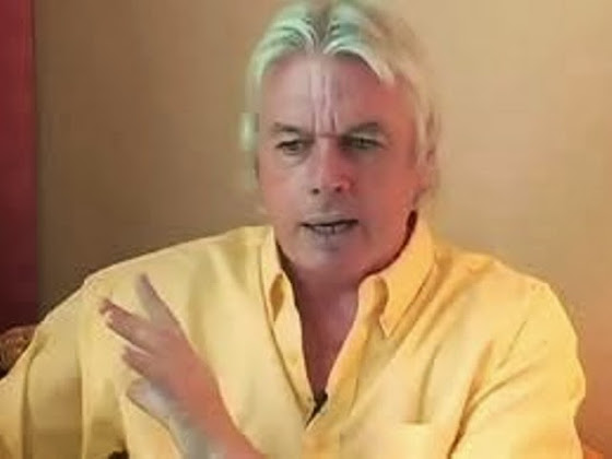 David Vaughan Icke