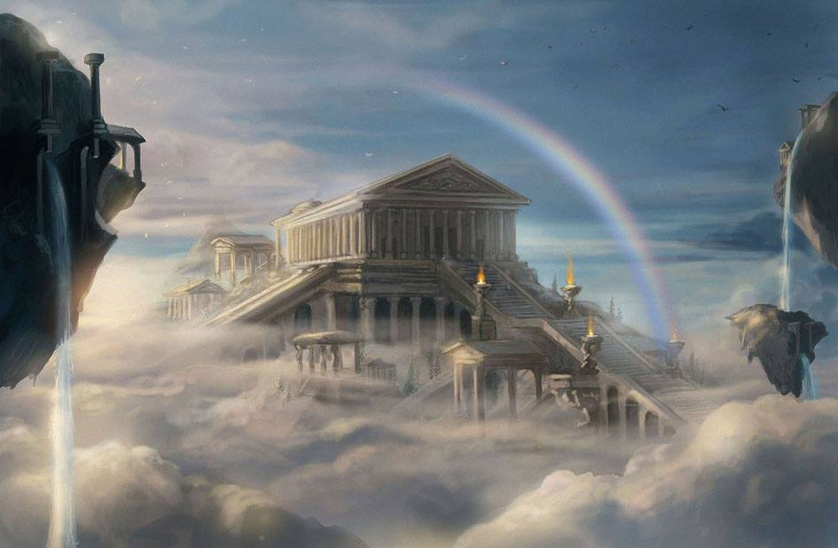 Mount Olympus - Mythical Palace of the Olympian Gods