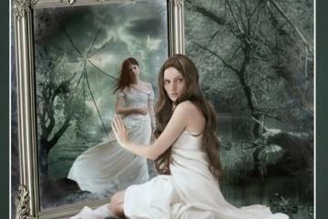 !!!σπασε το καθρεφτη