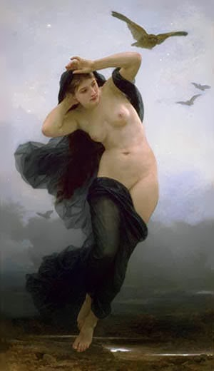 Nyx-Goddess