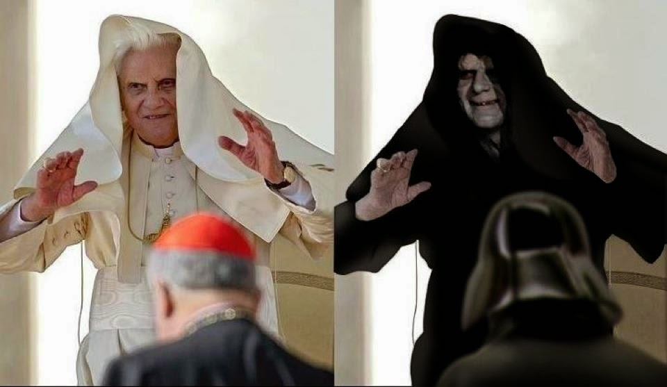 StarWars-Pope-similar VENEDICTOS 16os