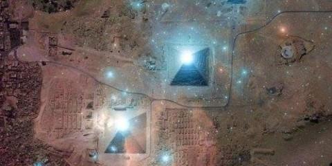 ORION   KAI PYRAMIDES